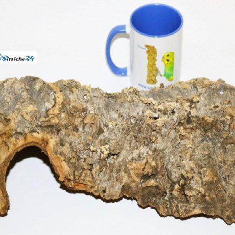 Schlangen Terrarium Zubehör. Korkröhren bieten ausgezeichnete Versteck- und Unterschlupfmöglichkeiten. Korkröhren eignen sich durch ihre weiche Oberfläche perfekt zum Beklettern.