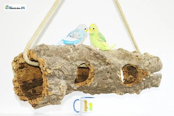 Vogelschaukel Holz